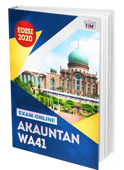 Rujukan Contoh Soalan Kefahaman Bahasa Inggeris Akauntan WA41 Edisi 2020